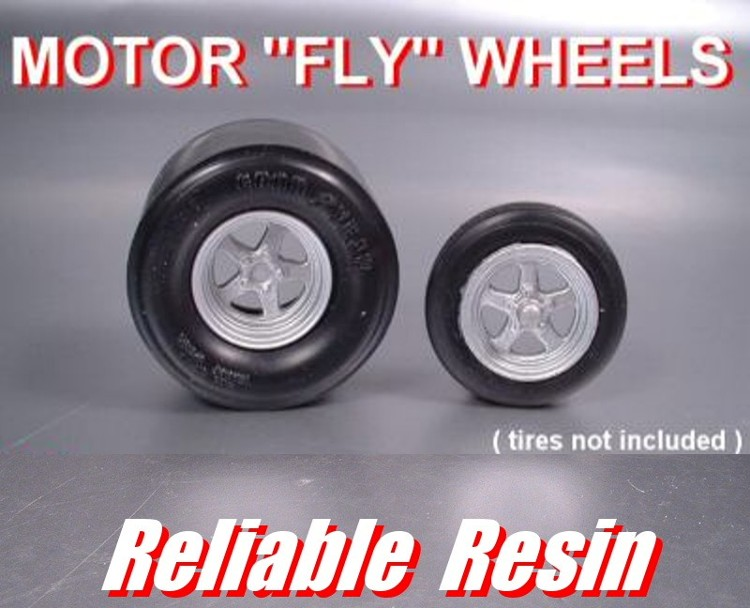 """MOTOR FLY WHEELS"""