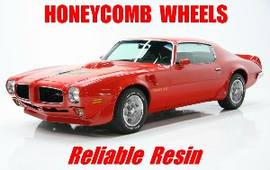 """Pontiac Honey Comb Wheels"""