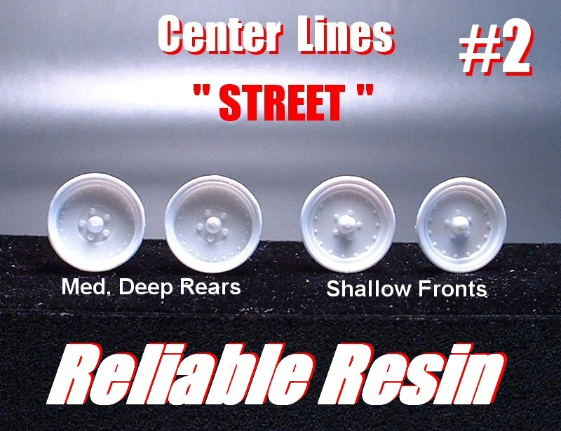 "#2 Centerline Wheels ""Street"""