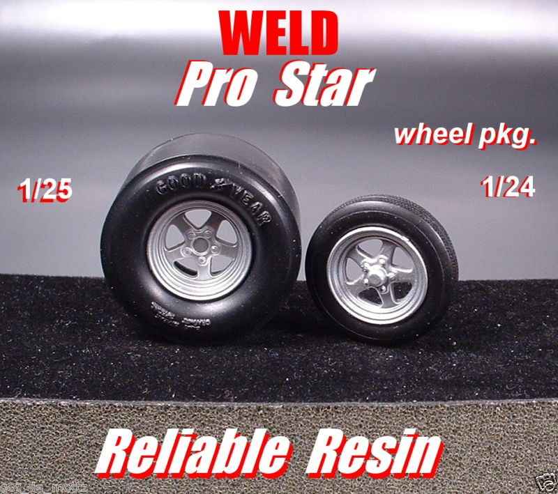 """Weld Pro Star Wheel Package"""