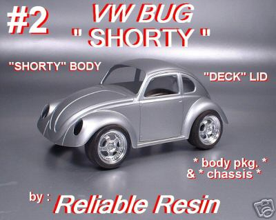 "VW BUG ""SHORTY"""